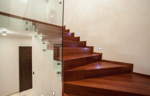Contemporary Stair Remodel