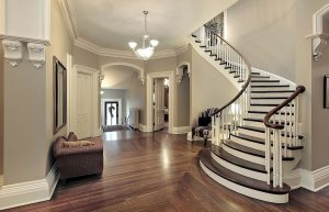 Traditional Stair Remodel